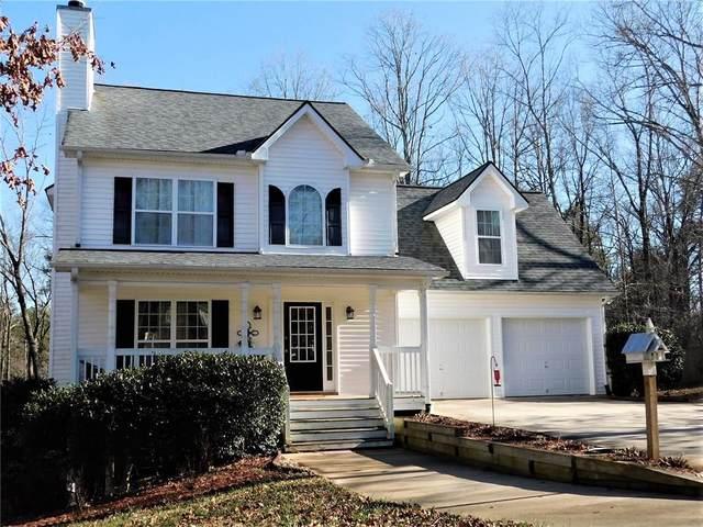 337 Greenwood Park Way, Dawsonville, GA 30534 (MLS #6834947) :: Tonda Booker Real Estate Sales