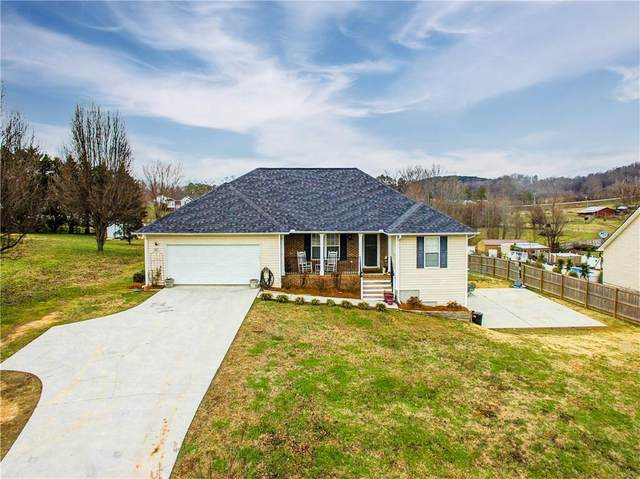 122 Maloy Lane SE, Calhoun, GA 30701 (MLS #6834955) :: Path & Post Real Estate