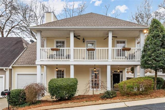 40 Tower Park Place, Roswell, GA 30075 (MLS #6834972) :: North Atlanta Home Team