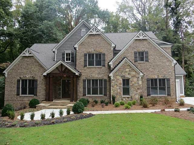 165 Putnam Circle NE, Atlanta, GA 30342 (MLS #6835080) :: The Zac Team @ RE/MAX Metro Atlanta