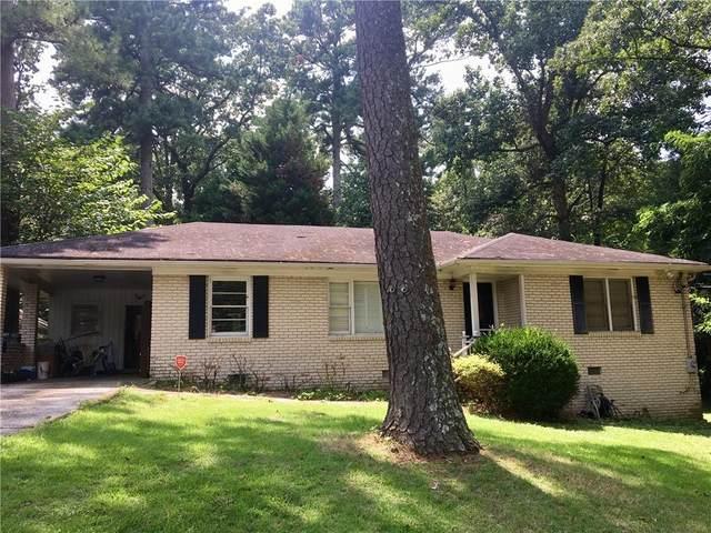 3756 Powers Ferry Road NW, Atlanta, GA 30342 (MLS #6835298) :: North Atlanta Home Team