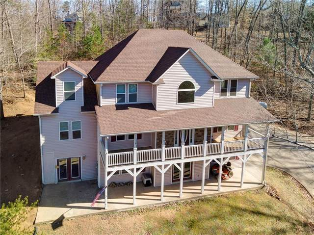 179 Ridgeview, Ellijay, GA 30540 (MLS #6835335) :: Scott Fine Homes at Keller Williams First Atlanta