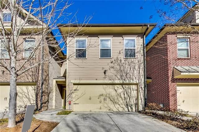 2233 W Village Lane SE #16, Smyrna, GA 30080 (MLS #6835388) :: The Butler/Swayne Team