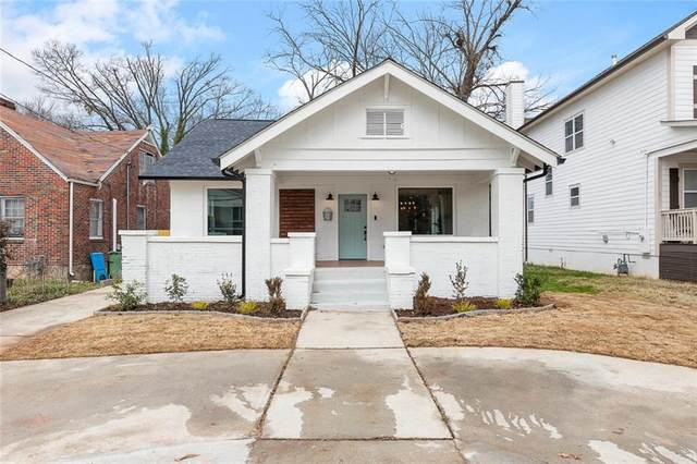 1383 Lucile Avenue SW, Atlanta, GA 30310 (MLS #6835393) :: Scott Fine Homes at Keller Williams First Atlanta
