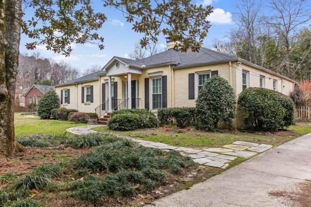 520 Mountain Way NE A, Atlanta, GA 30342 (MLS #6835397) :: 515 Life Real Estate Company