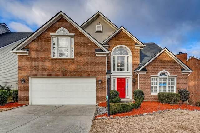 4254 Millside Vista SE, Smyrna, GA 30080 (MLS #6835449) :: North Atlanta Home Team