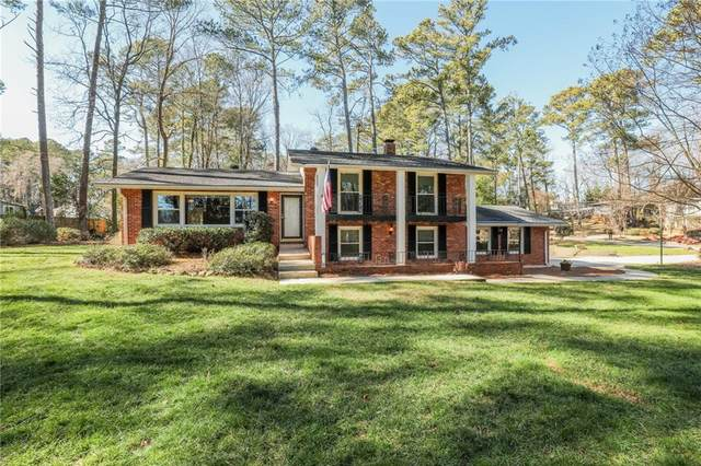 3709 Eaglerock Drive, Doraville, GA 30340 (MLS #6835451) :: North Atlanta Home Team
