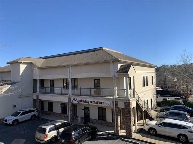 12 Sammy Mcghee Boulevard #204, Jasper, GA 30143 (MLS #6835478) :: The Heyl Group at Keller Williams