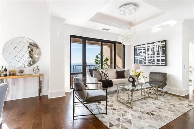 3475 Oak Valley Penthouse #2840, Atlanta, GA 30326 (MLS #6835492) :: Good Living Real Estate