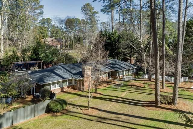 1613 Council Bluff Drive NE, Atlanta, GA 30345 (MLS #6835558) :: Scott Fine Homes at Keller Williams First Atlanta