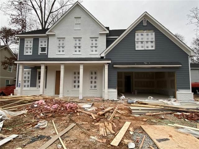 1860 9th Street, Atlanta, GA 30341 (MLS #6835587) :: Path & Post Real Estate