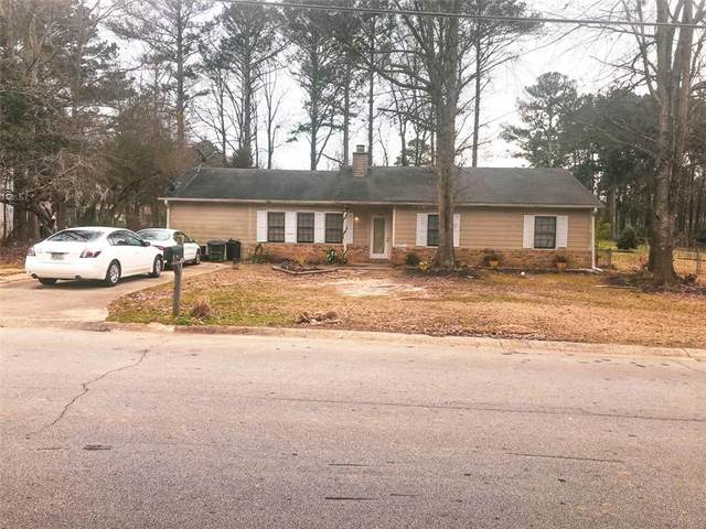853 Cochise Trail SE, Conyers, GA 30094 (MLS #6835591) :: The Realty Queen & Team