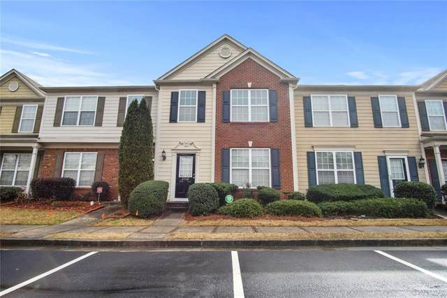2768 Deerwood Lane SW, Atlanta, GA 30331 (MLS #6835605) :: The Cowan Connection Team