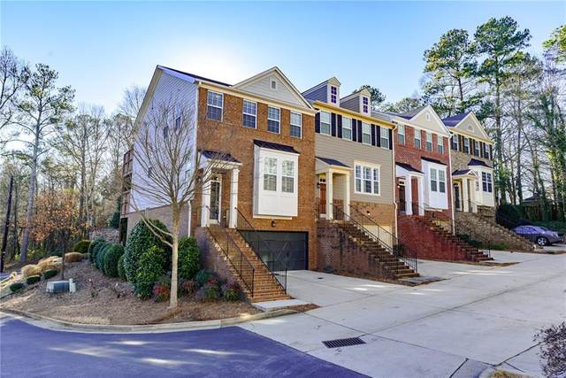 4336 Laurel Creek Court SE #1, Smyrna, GA 30080 (MLS #6835621) :: Tonda Booker Real Estate Sales