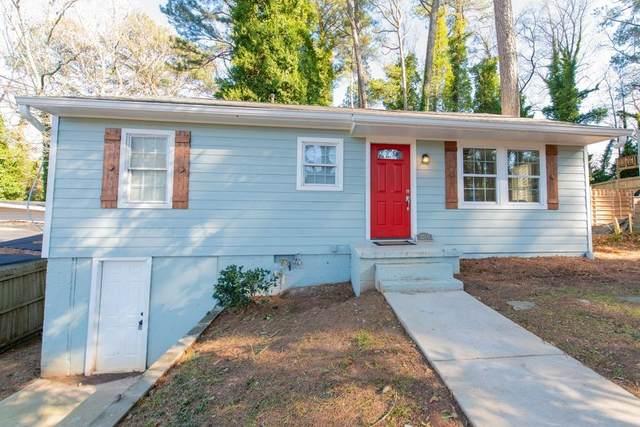 1264 Lockwood Drive SW, Atlanta, GA 30311 (MLS #6835675) :: North Atlanta Home Team