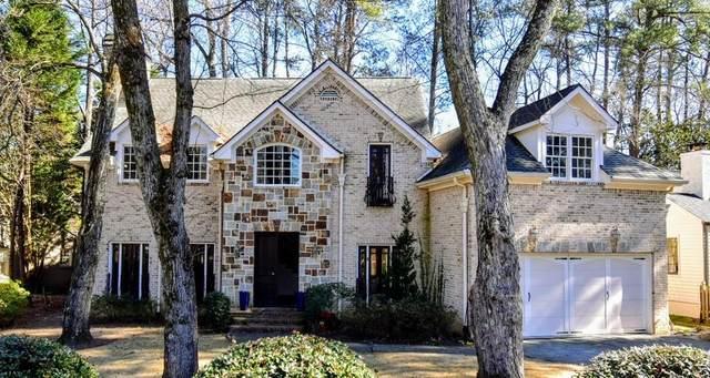 3335 Mathieson Drive NE, Atlanta, GA 30305 (MLS #6835736) :: Path & Post Real Estate