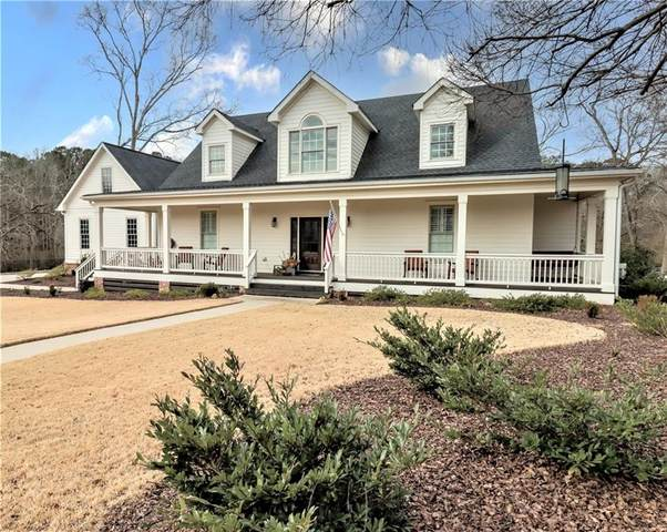 532 Village Road Road, Madison, GA 30650 (MLS #6835774) :: Path & Post Real Estate
