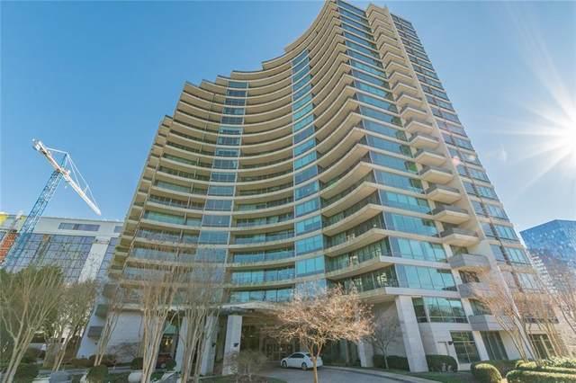 700 Park Regency Place NE #1206, Atlanta, GA 30326 (MLS #6835775) :: Path & Post Real Estate
