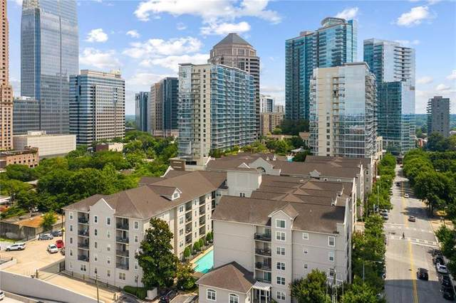 1074 Peachtree Walk NE B119, Atlanta, GA 30309 (MLS #6835787) :: Tonda Booker Real Estate Sales