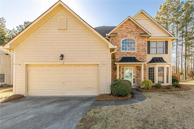 2806 Stillwater Drive, Villa Rica, GA 30180 (MLS #6835937) :: North Atlanta Home Team