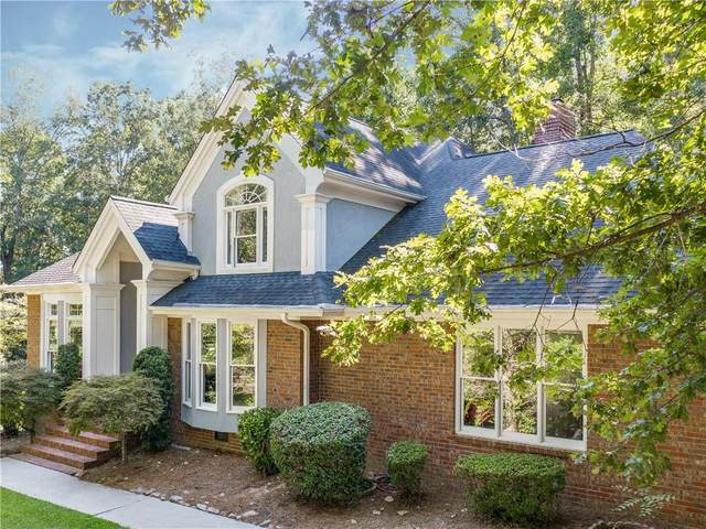 4000 Whispering Pines Trail, Conyers, GA 30012 (MLS #6835960) :: Scott Fine Homes at Keller Williams First Atlanta