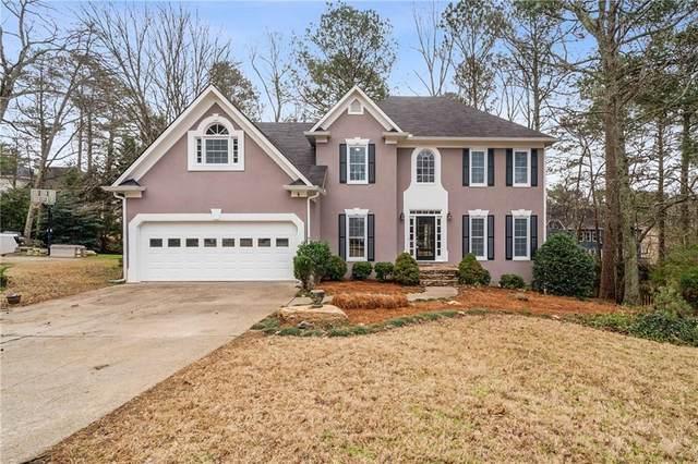 709 Rosedale Road, Woodstock, GA 30189 (MLS #6835978) :: Scott Fine Homes at Keller Williams First Atlanta