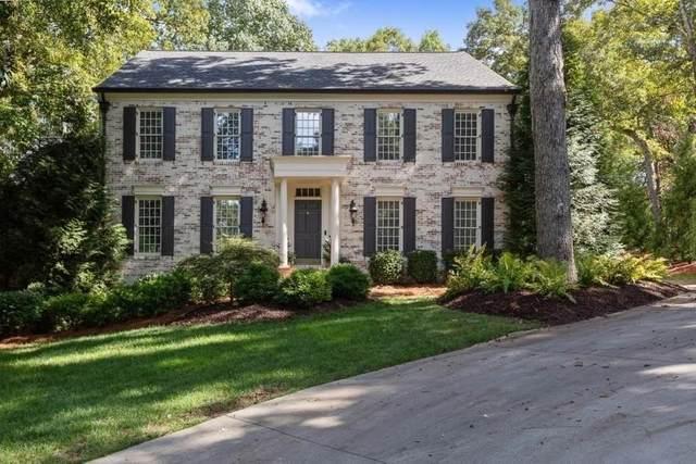 8085 Habersham Waters Road, Sandy Springs, GA 30350 (MLS #6835981) :: Tonda Booker Real Estate Sales