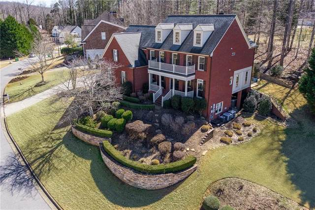 136 Grandmar Chase, Canton, GA 30115 (MLS #6836004) :: Scott Fine Homes at Keller Williams First Atlanta