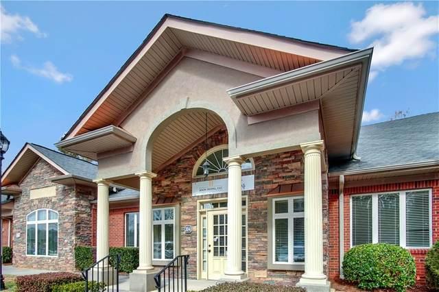 4720 Peachtree Industrial Boulevard #304, Berkeley Lake, GA 30071 (MLS #6836005) :: RE/MAX Prestige