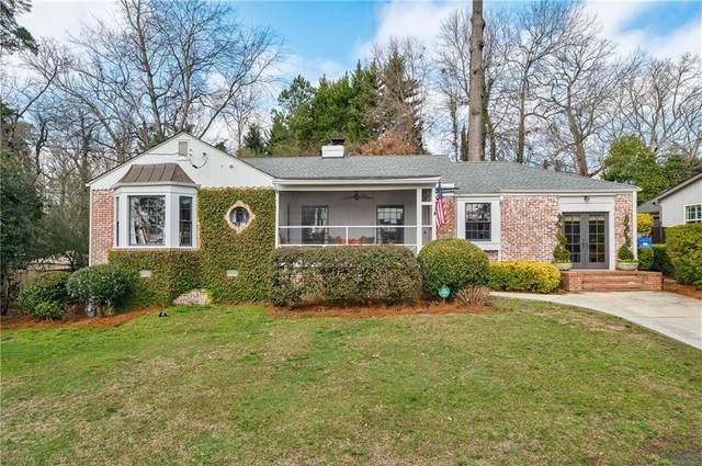1280 Lavista Road NE, Atlanta, GA 30324 (MLS #6836078) :: Path & Post Real Estate