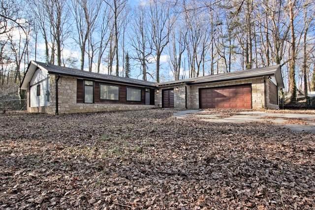 566 Coldstream Court, Sandy Springs, GA 30328 (MLS #6836088) :: Path & Post Real Estate