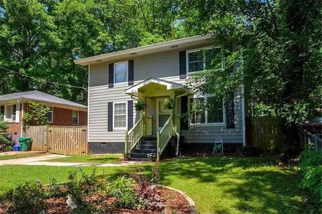 532 Parker Avenue, Decatur, GA 30032 (MLS #6836101) :: 515 Life Real Estate Company