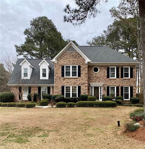 1376 Mill Glenn Court, Lawrenceville, GA 30045 (MLS #6836103) :: Scott Fine Homes at Keller Williams First Atlanta