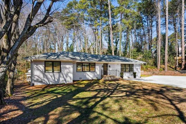 2144 Melante Drive NE, Atlanta, GA 30324 (MLS #6836197) :: The Zac Team @ RE/MAX Metro Atlanta