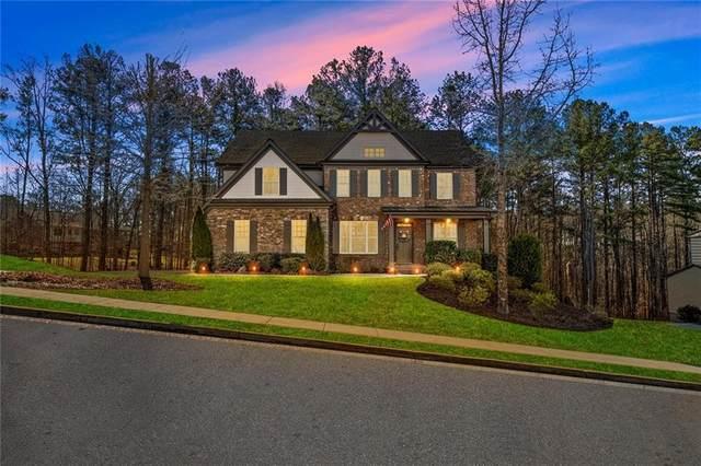 2793 Magnolia Creek Drive NW, Kennesaw, GA 30152 (MLS #6836204) :: Scott Fine Homes at Keller Williams First Atlanta