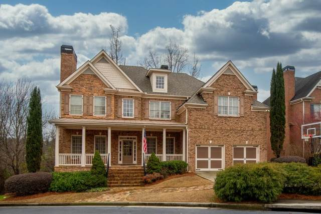 629 Darlington Commons Court NE, Atlanta, GA 30305 (MLS #6836223) :: Scott Fine Homes at Keller Williams First Atlanta
