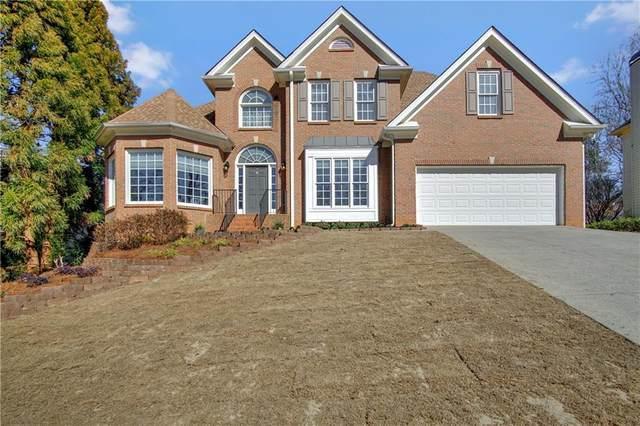 4089 Hooch River Trail, Suwanee, GA 30024 (MLS #6836237) :: Scott Fine Homes at Keller Williams First Atlanta