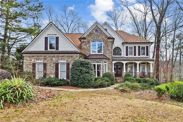 627 Vinings Estates Drive SE, Mableton, GA 30126 (MLS #6836240) :: Tonda Booker Real Estate Sales