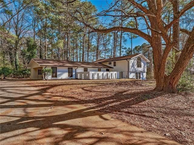 2205 Stratmor Drive, Stone Mountain, GA 30087 (MLS #6836244) :: North Atlanta Home Team