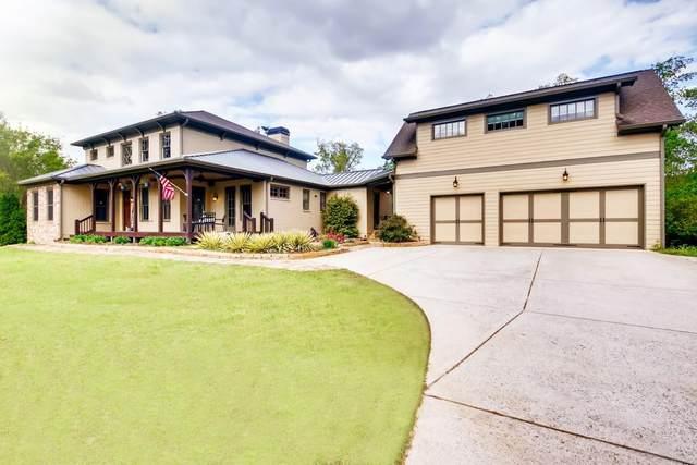 469 Henderson Lake Drive, Canton, GA 30115 (MLS #6836294) :: Path & Post Real Estate