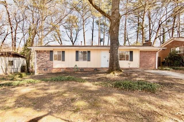 865 Verona Drive, Clarkston, GA 30021 (MLS #6836301) :: Path & Post Real Estate