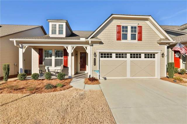 218 Silver Maple Court, Peachtree City, GA 30269 (MLS #6836346) :: Path & Post Real Estate