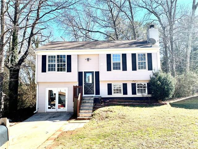 4651 Garden Hills Drive, Stone Mountain, GA 30083 (MLS #6836402) :: Scott Fine Homes at Keller Williams First Atlanta