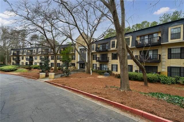 2218 Pine Heights Drive #2218, Atlanta, GA 30324 (MLS #6836473) :: North Atlanta Home Team
