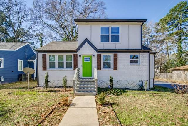 1895 Cannon Street, Decatur, GA 30032 (MLS #6836490) :: Maria Sims Group