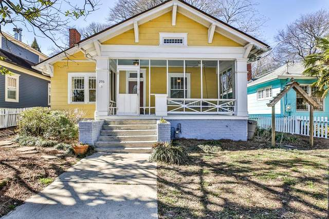 296 Oakdale Road NE, Atlanta, GA 30307 (MLS #6836547) :: The Realty Queen & Team