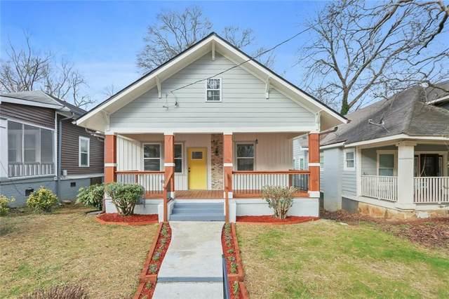 911 Crew Street SW, Atlanta, GA 30315 (MLS #6836573) :: Scott Fine Homes at Keller Williams First Atlanta