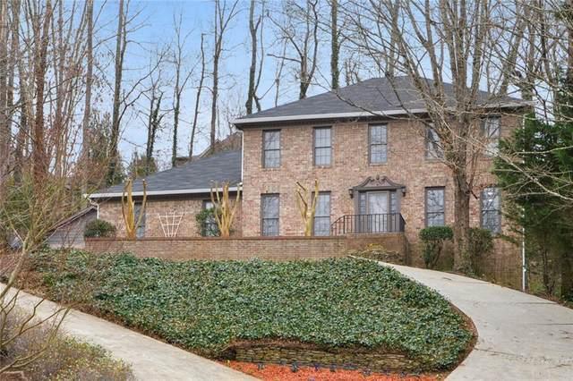 5434 Tally Green Drive, Marietta, GA 30068 (MLS #6836578) :: Path & Post Real Estate