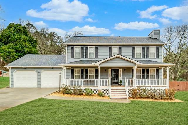 20 Saddle Field Circle NW, Cartersville, GA 30121 (MLS #6836581) :: North Atlanta Home Team