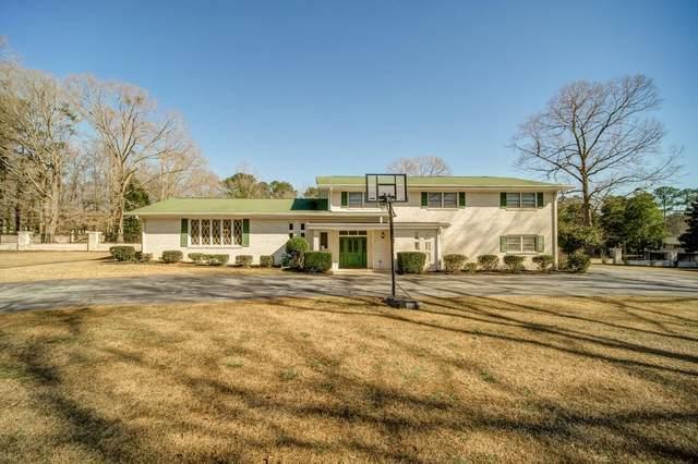115 Gilbert Road, Fayetteville, GA 30214 (MLS #6836589) :: North Atlanta Home Team